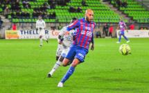 "SM Caen-Alaeddine Yahia : "" Reims  l'année passée a galéré pour se maintenir """