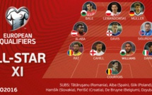 Qualification EURO 2016 : le onze type