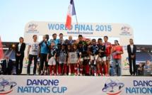 Finale Mondiale Danone Nations Cup 2015 - La France termine 3ème !