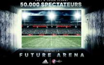 Teaser Vidéo adidas Future Arena - Le premier stade digital de l'histoire !