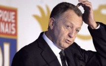 Lyon :  Aulas évoque la possibilité de remplacer Fournier