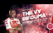 Un attaquant international congolais au Stade de Reims (officiel)