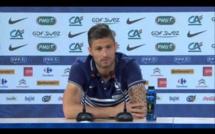Les confidences d'Olivier Giroud