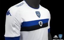Maillot Bastia away saison 2016 / 2017
