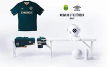 Umbro présente le nouveau maillot FC Nantes Away 2016/2017