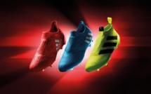 adidas Football dévoile les chaussures de sa nouvelle gamme Speed of Light, prévue pour la saison 2016/17