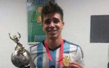Le fils de Diego Simeone rejoint la Serie A !