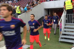 Maxime Photo Nice Barça 8