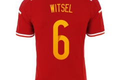 2014_Football_RBFA_HOME_Beeld_Jersey_Back_Witsel