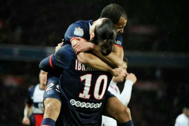 Paris et Saint-Etienne grands gagnants du week-end
