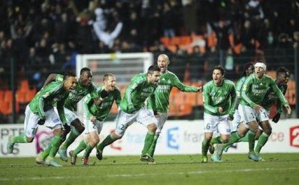 Saint-Etienne et Rennes se retrouveront en finale