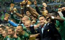 Saint-Etienne renoue avec la gloire