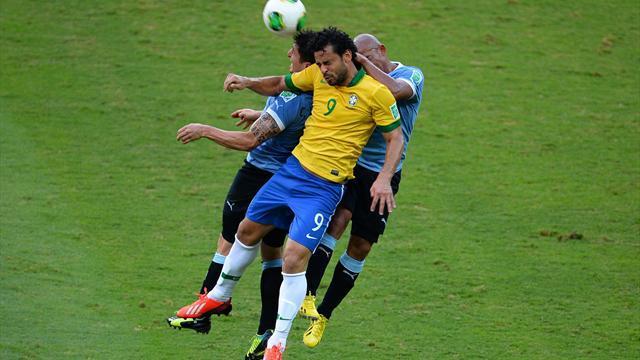 Résumé : Brésil 2-1 Uruguay
