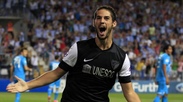 Real : Isco a signé au Réal Madrid, c'est officiel