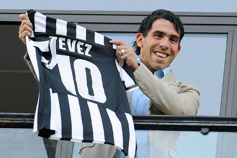 Tevez rêve d'un doublé C1/Serie A