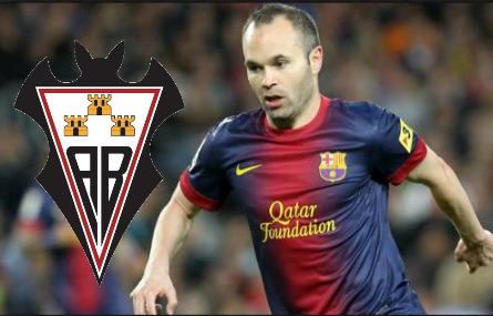 Iniesta sauve Albacete, son club d'enfance