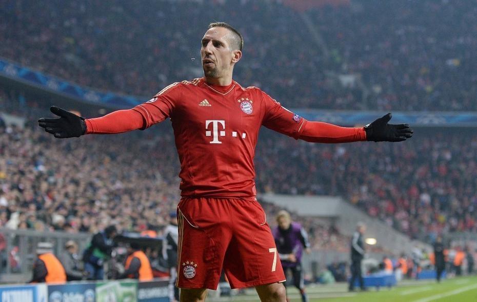 Ribéry veut finir sa carrière à Munich