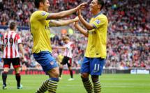 Le duo Özil-Giroud, ça marche déjà